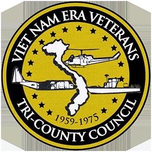 Tri-County Council Vietnam Era Veterans Logo