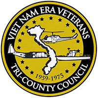 Tri-county Council Vietnam Era Veterans Logo