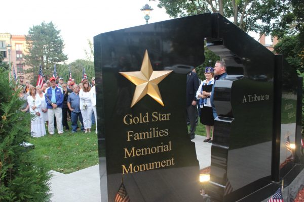 Tri-County Council Vietnam Era Veterans Gold Star Families Memorial Monument